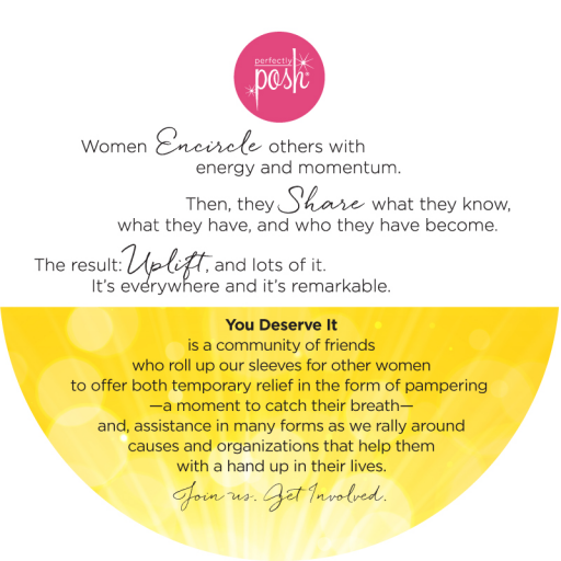 Encircle Share Uplift Card Round Get Involved