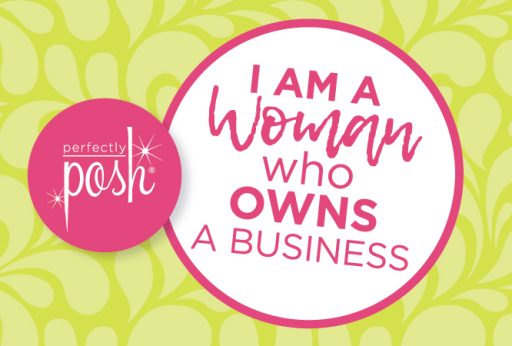 6x9 I am a women who owns a business