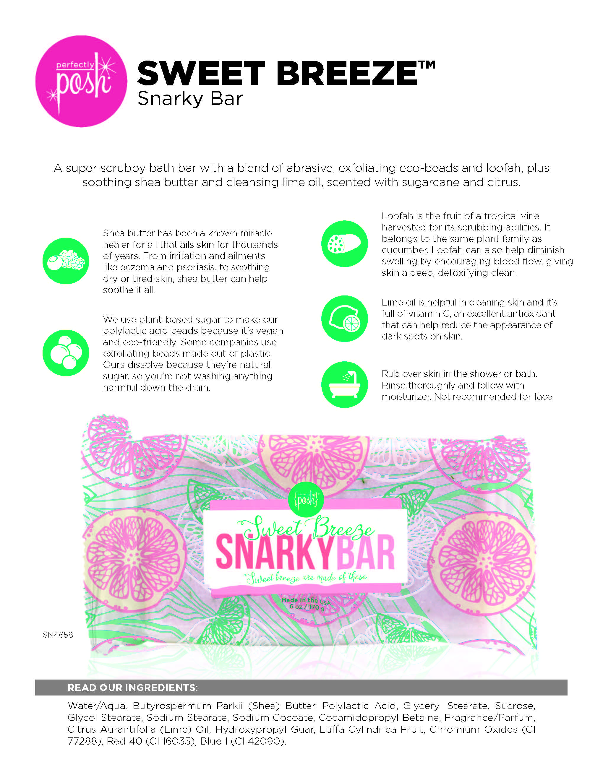 Sweet Breeze Snarky Bar